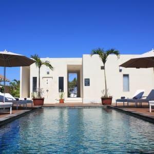 Mahamaya in Gili: Poolview Suite