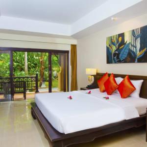 Fair House Beach Resort & Hotel à Ko Samui: Premier | Bedroom