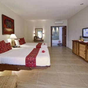 Bluewater Maribago Beach Resort in Cebu: Premier Deluxe