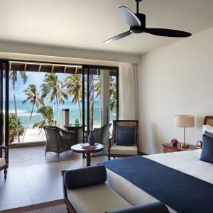 Anantara Peace Haven Tangalle Resort: Premier Ocean View Room