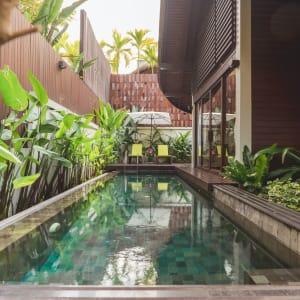 The Tubkaak Krabi Boutique Resort: Premier Pool Villa 4