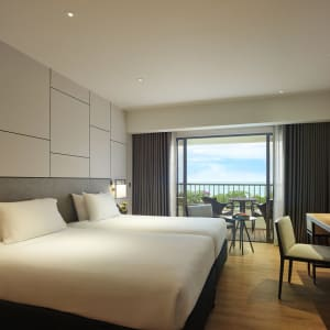 Parkroyal Penang Resort: Premier Seaview