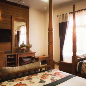 Rupar Mandalar in Mandalay:  Premier Suite   Bedroom