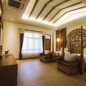 Rupar Mandalar in Mandalay:  Premier Suite   Twin