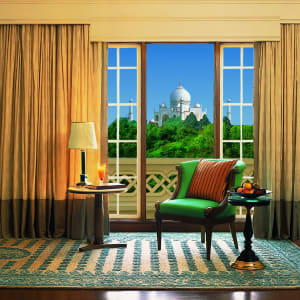 The Oberoi Amarvilas in Agra: Premier with Balcony