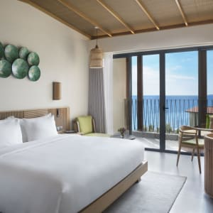 Dusit Princess Moonrise Beach Resort à Phu Quoc: Premium Deluxe