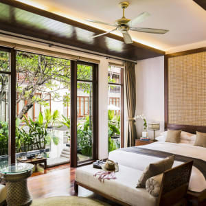 Anantara Angkor Resort in Siem Reap: Premium Deluxe Overview