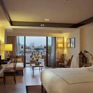 Riva Surya in Bangkok: Premium Riva Room