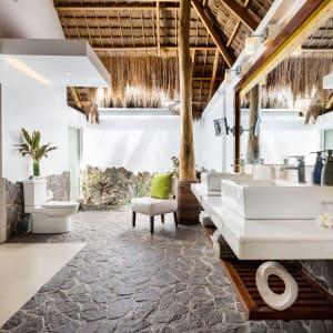 Atmosphere Resort in Negros: Premium Suite   bathroom