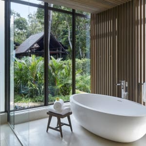 The Ritz-Carlton, Langkawi: Rainforest Deluxe | Bathroom