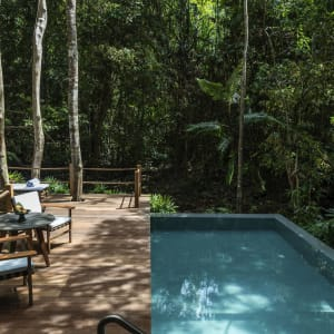 The Datai Langkawi:  Rainforest Pool Villa
