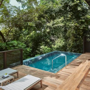 The Ritz-Carlton, Langkawi: Rainforest Villa | Poolside