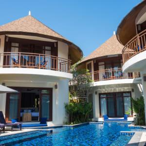 Bangsak Village in Khao Lak: Ravenala Deluxe Room | Ravenala Pool Access
