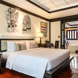 Na Nirand in Chiang Mai: Romantic Lanna Royal Deluxe