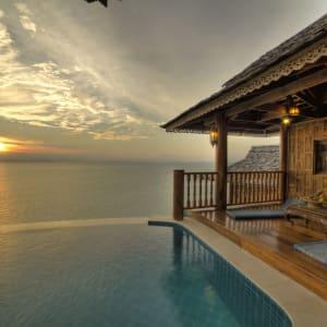 Santhiya Koh Yao Yai Resort & Spa à Ko Yao: Royal Grand Pool Villa - 2BR (4 adults)
