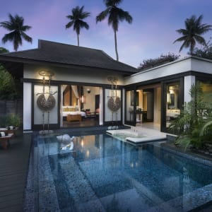 Anantara Mai Khao Phuket Villas: Sala Pool Villa