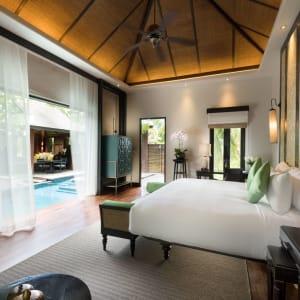 Anantara Mai Khao Phuket Villas: Sala Pool Villa | Bedroom