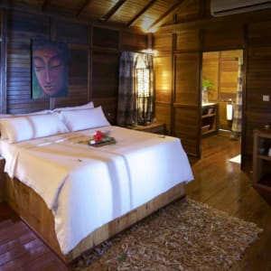 JapaMala Resort in Tioman:  Sea Cliff Chalet
