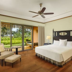 ITC Grand Goa Resort & Spa: Sea View