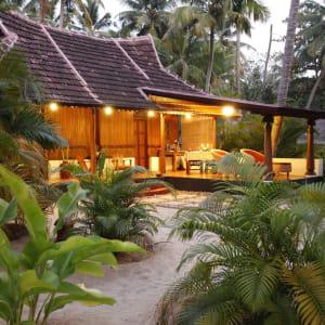 Beach Symphony à Mararikulam: Sea View Cottage