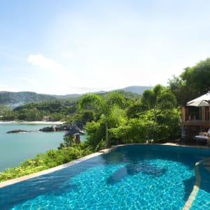Santhiya Koh Phangan Resort & Spa in Ko Phangan: Sea View Pool Villa Plus
