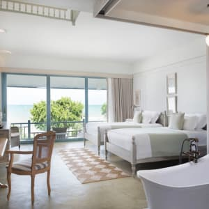 Devasom Hua Hin Resort: Seaside Deluxe