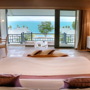 Devasom Hua Hin Resort: Seaside Suite