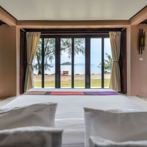 Seavana Beach Resort in Ko Mak: Seavana Suite Beachfront