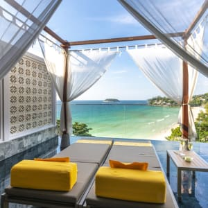 The Shore at Katathani in Phuket: Seaview Pool Villa
