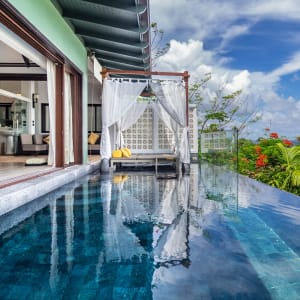 The Shore at Katathani à Phuket: Seaview Pool Villa