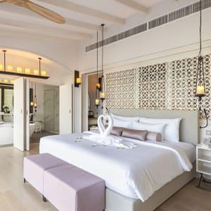 The Shore at Katathani à Phuket: Seaview Pool Villa Romance