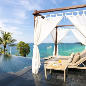 The Shore at Katathani in Phuket: Seaview Pool Villa Romance