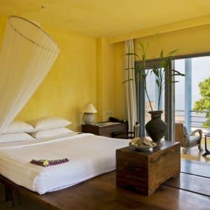 Knai Bang Chatt in Kep:  seaview room