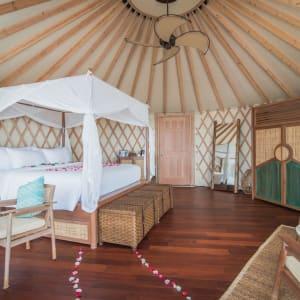 Awei Pila Resort in Mergui Archipel: Seaview (Row 2)