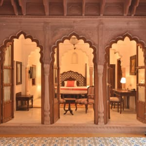 Haveli Dharampura in Delhi: Shahjahan Suite