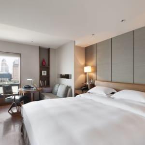 Les Suites Orient on the Bund à Shanghai: Shanghai Deluxe