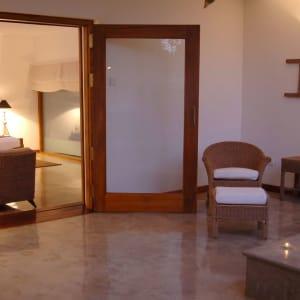 Aditya Resort in Hikkaduwa: Shanthi Suite (Courtyard View)