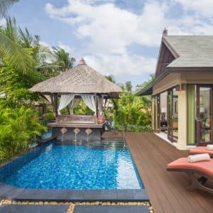 The St. Regis Bali Resort in Südbali: St. Regis Lagoon Villa | Private Pool