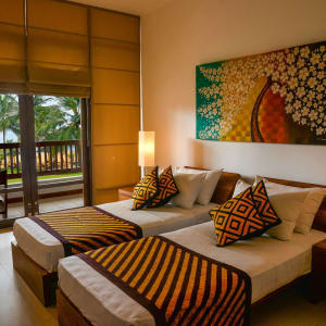 Goldi Sands in Negombo: Standard