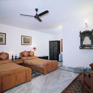 Tiger's Den Resort à Bandhavgarh: Standard Cottage