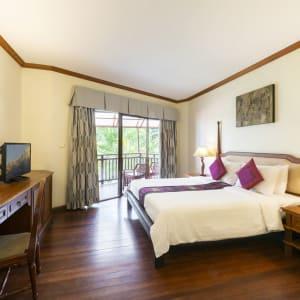 Khao Lak Bayfront Resort: Standard Garden View