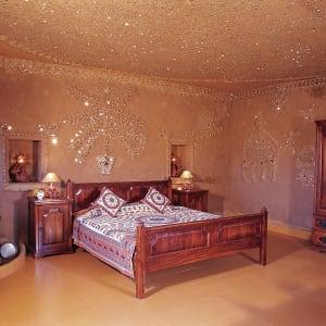 Romantisme des palais et magie du désert de Jodhpur: room: Standard | Khimsar Fort