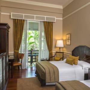 Raffles Hotel Le Royal à Phnom Penh: State Garden Room