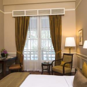 Raffles Hotel Le Royal in Phnom Penh: State Pool View Room