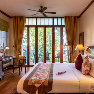 Ariyasom Villa in Bangkok: Studio