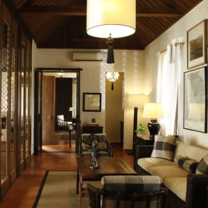 Rachamankha in Chiang Mai: Suite 2-BR (Courtyard Suite)