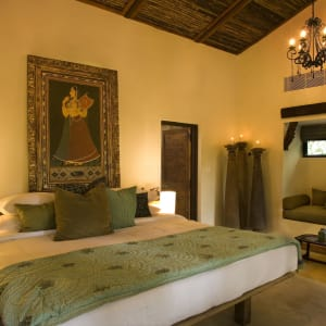 Baghvan Lodge in Pench: Suite