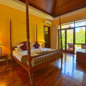 The Hotel @ Tharabar Gate in Bagan: Suite