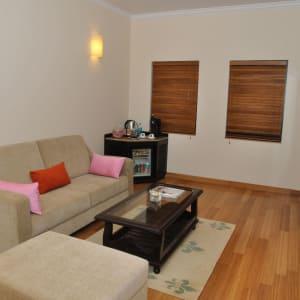 Casa de Goa: Suite | Living Room