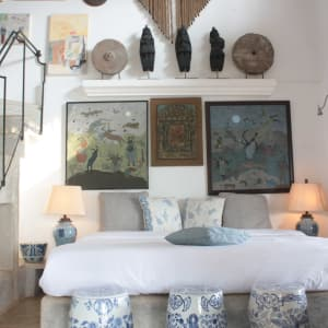 Ahilya by the Sea in Goa: Sunrise Villa | Minestrel Room